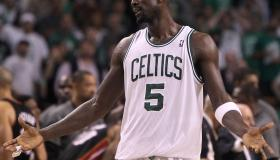 Miami Heat Vs. Boston Celtics At TD Garden