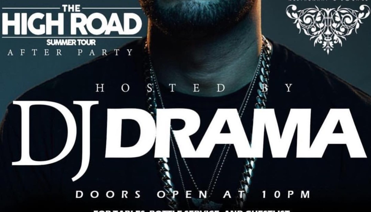 DJ Drama at The Marquee