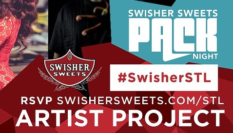 Swisher Sweets Artist Project STL