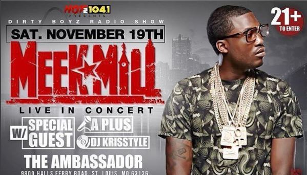 meek mill in st. louis
