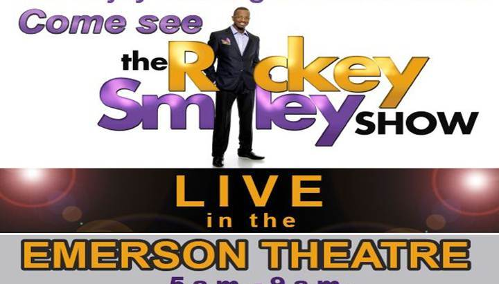 Rickey Smiley Morning Show STL