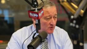 Mayor at Radio-One