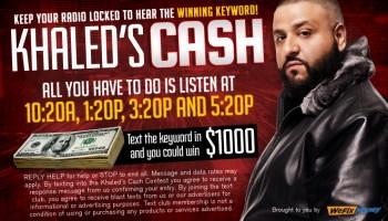 Khaleds Cash