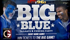 Big Blue Viewing Party HOT