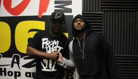 ScHoolBoy Q: HOT96 Studio Meet & Greet