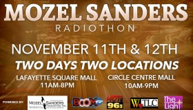 Mozel Sanders Foundation Radiothon Flyer