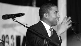 NBC's Gray Hall Black Men Revealed Women's Empowerment 2014
