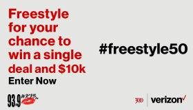 Verizon Freestyle Contest Feature Image