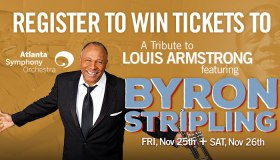 A Tribute To Louis Armstrong Featuring Byron Stripling