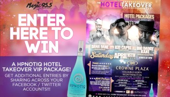 Hotel Takeover Sweepstakes