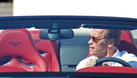Celebrity Sightings In Los Angeles - April 28, 2011