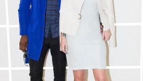 Calvin Klein Collection - Backstage - Milan Fashion Week Menswear Spring/Summer 2015