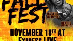 2016 Power 107.5 Fall Fest