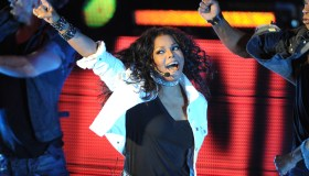 anet Jackson 'Number Ones: Up Close and Personal' Tour