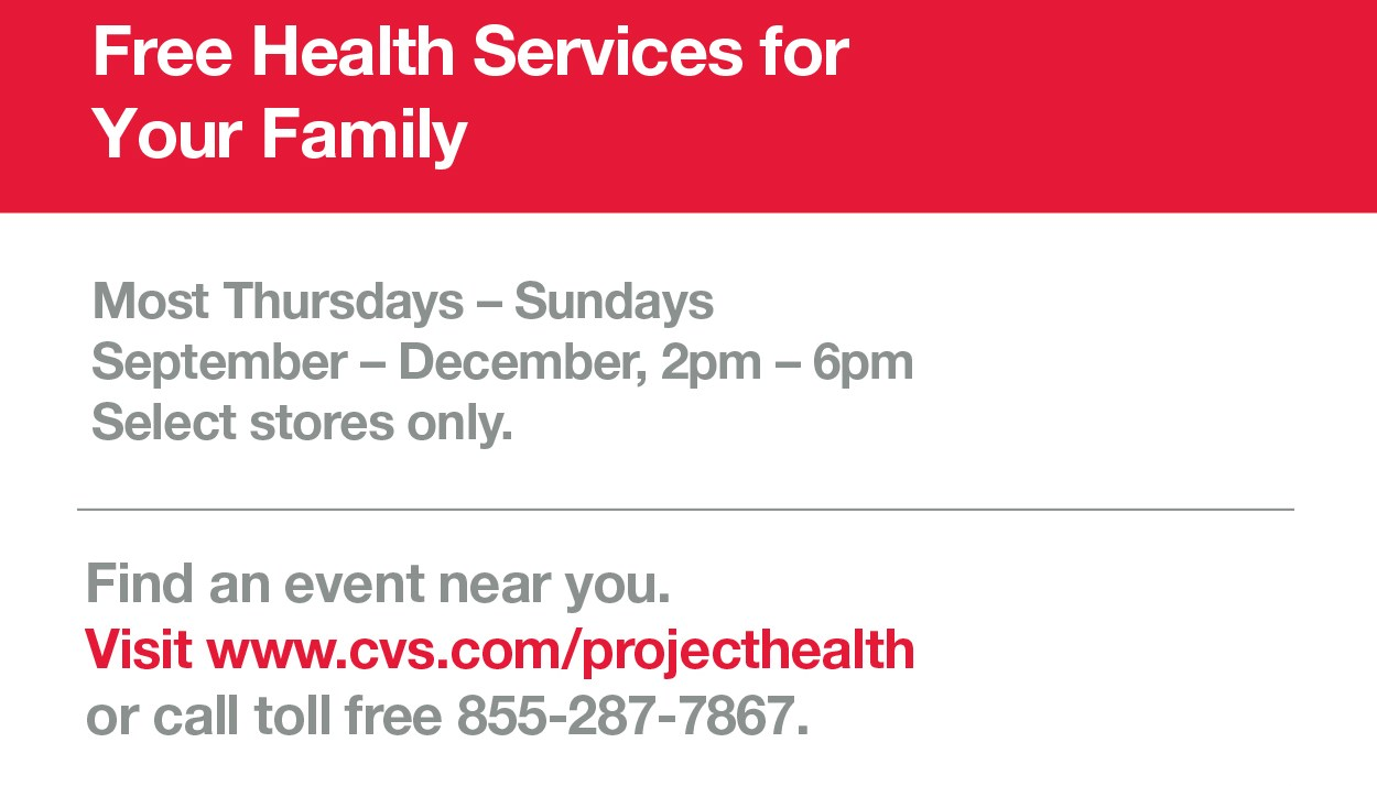 CVS Health Screening