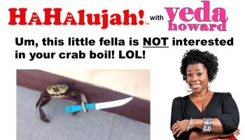 HAHAlujah post
