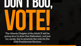 Don't Boo, Vote!