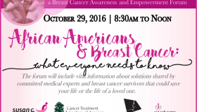 Breast Cancer Awareness And Empowerment Forum