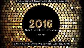 Empowerment Tabernacle Christian Church New Year's Eve Celebration