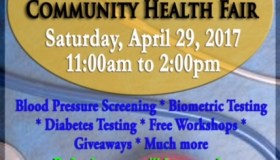 Believers' Bible Christian Church Community Health Fair