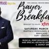 Xfinity Prayer Breakfast Graphic