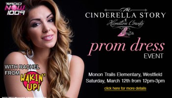 Rachel's Cinderella Story Prom Dress Drive and Sale