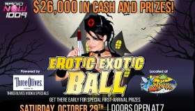 Erotic Exotic Ball 2016 Images