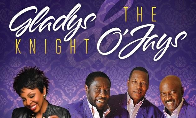 Gladys Knight & Ojays Concert
