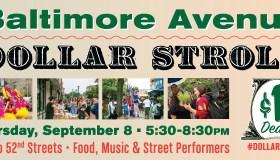 Baltimore Ave Dollar Stroll