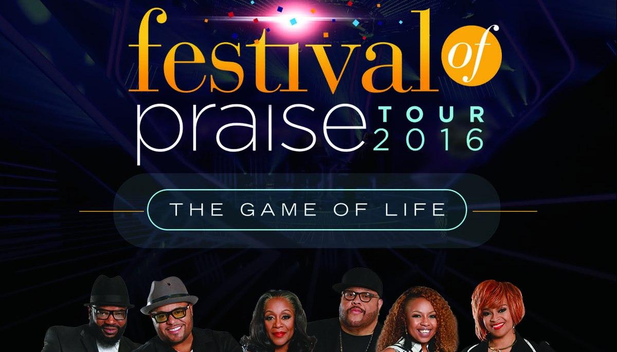 Festival of Praise Flyer