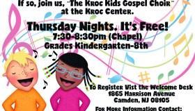 Kroc Center event flyer #2