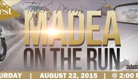 TD Jakes Megafest - Madea on the run