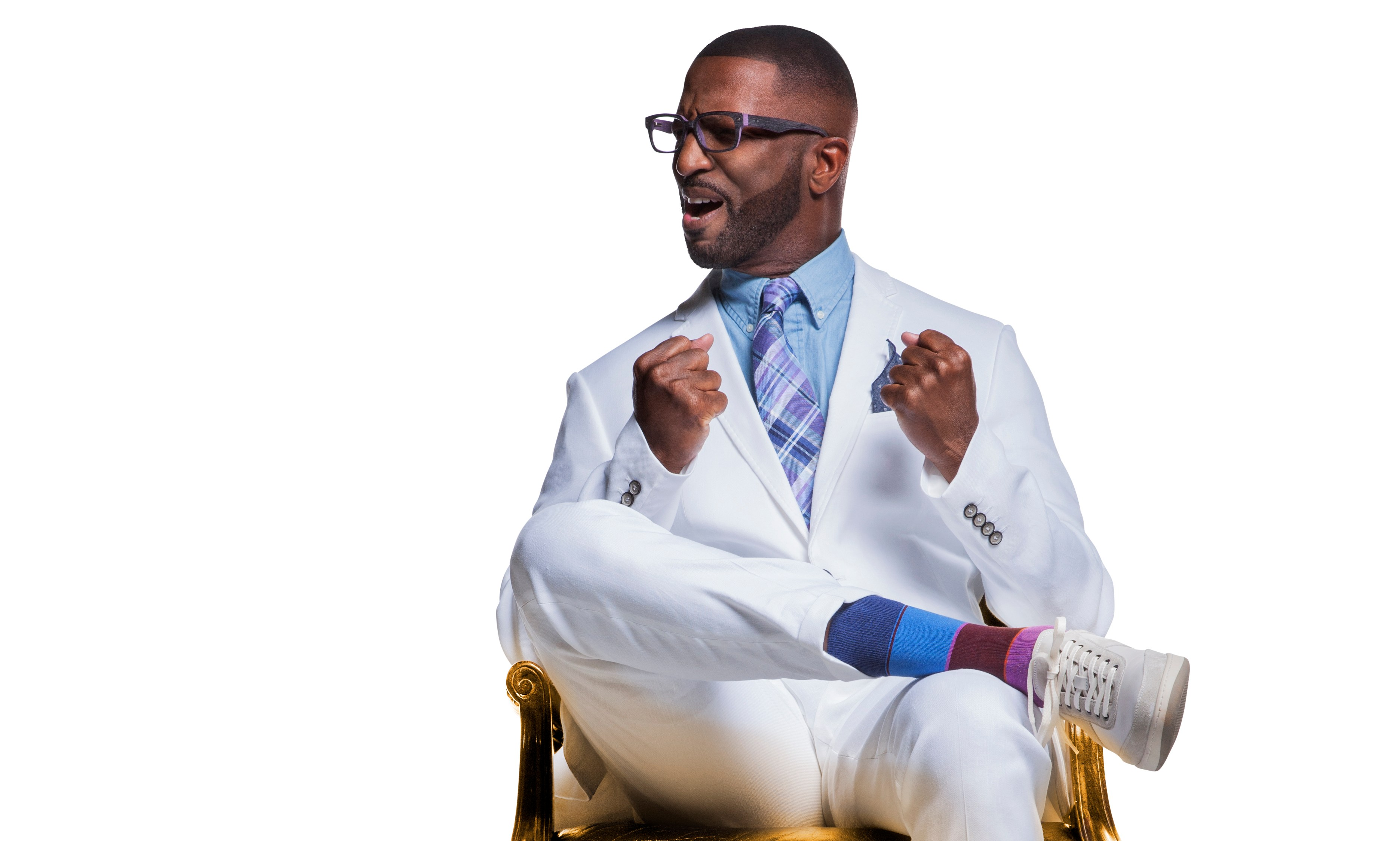 Rickey Smiley For Real Cast