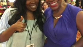 Veda Loca and Sheryl Lee Ralph BET Awards 16