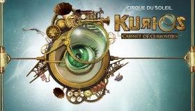 Kurios Cabinet of Curiosities