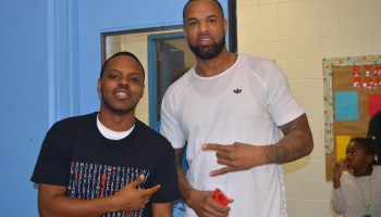 Slim Thug Shoe Giveaway (Morefield Club)