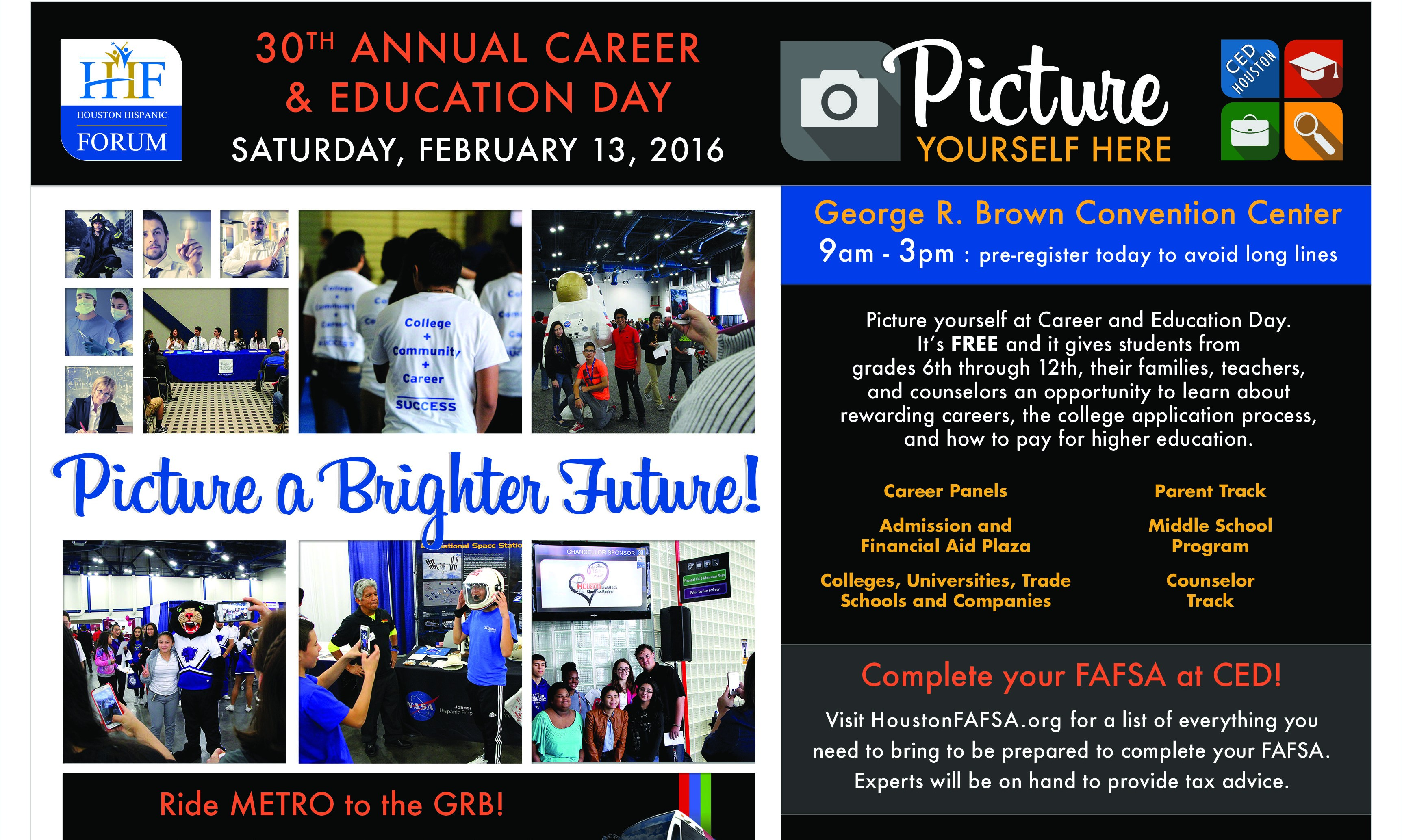 30th Annual Career & Education Day