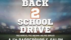 Back 2 School Drive