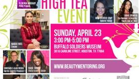 Royal High Tea event