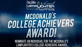 Mcdonalds College Achievers Award