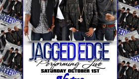 Jagged Edge At The Vogue (IG)
