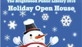 Brightwood Public Library Flyer