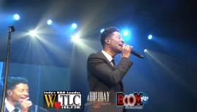 Eric Benet - Holiday Affair 2016
