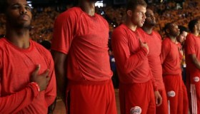Watch What Clippers Did To Protest Alleged Comments By Team's Owner!