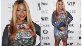 Trina Goes IN! (Interview)