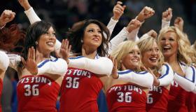 New Orleans/Oklahoma City Hornets v Detroit Pistons