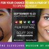 WZAK DAILY GIVEAWAY THE GREATER CLEVELAND URBAN FILM FESTIVAL CLICK-TO-WIN Sweepstakes