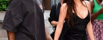 Celebrity Sightings in New York City - September 14, 2016