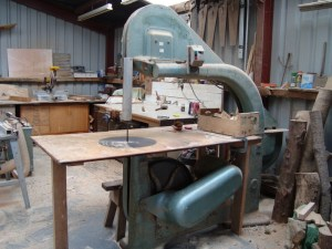 My special bandsaw - Thos Beecroft