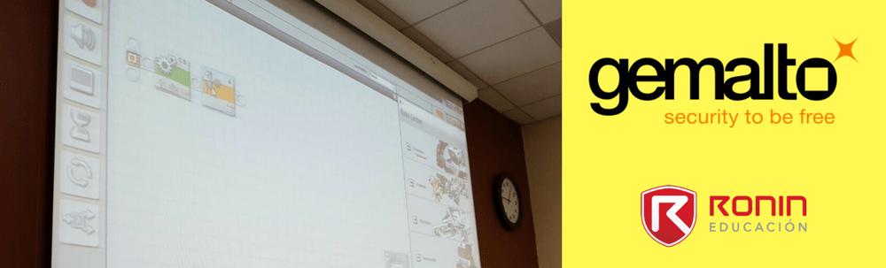 18 niñas generan ideas en Gemalto para resolver problemas a través de la tecnología